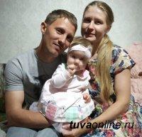 В Туве энергетики просят помочь молодому коллеге спасти малолетнюю дочь