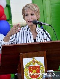 В Правобережном микрорайоне Кызыла Минобороны России построен детский сад для детей военнослужащих