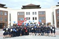 В президентское кадетское училище в Туве впервые поступили иностранцы