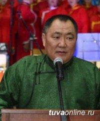 Глава Тувы Шолбан Кара-оол поздравил жителей республики с Наадымом