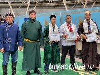 НААДЫМ: Эдик Ховалыг и Шуру Ондар - лучшие в тувинских шахматах!