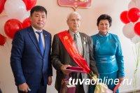 62-м Почетным гражданином Кызыла стал энергетик Анатолий Измайлов