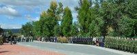 В Туве в Год памяти и славы открыли памятник пограничникам
