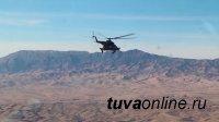 Летчики ЦВО на «Терминаторах» выполнили полеты на предельно малых высотах в горах Тувы