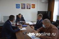 В Общественной палате Тувы провели «Час с НКО»