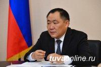 Шолбан Кара-оол предложил ввести дополнительно должность Председателя Правительства