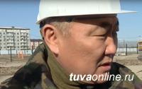 Глава Тувы высоко оценил качество и темпы строительства нового многофункционального медицинского центра