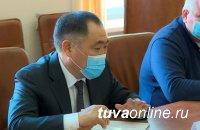 В Туве проведут общественные слушания по разделению полномочий Главы Тувы и председателя правительства Республики Тыва