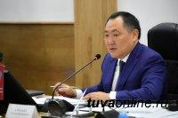 Глава Тувы привлек внимание к бюджетному процессу