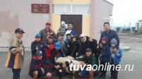 Тува: Призер турнира по борьбе хуреш на Наадыме Алдын-Сай Одай передал призовой скот Детским домам и хурээ