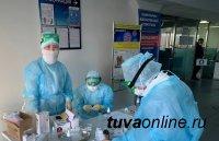 Тува. На 2 октября за сутки выявлено 33 случая инфицирования COVID-19