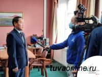 Перепись в Туве переписчики начали с байтайгинского села Кара-Холь