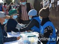 В столице Тувы отметили День трезвости