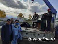 В ДШИ села Целинное заиграла «Элегия» ее учредителя и первого директора Монге-Баира Монгуша