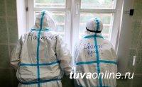 В Туве на 5 октября 36 новых больных с COVID-19