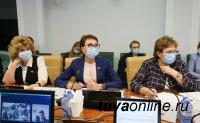 Министр труда и соцполитики выступил в Совете Федерации