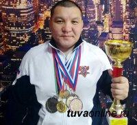 Тувинский спасатель победил на Кубке России по рукопашному бою