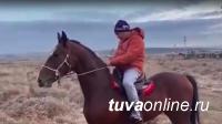 Глава Тувы поделился новостью о потере любимого коня