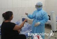 Тува. За сутки на 14 октября 42 новых случая инфицирования COVID-19