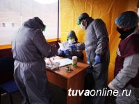 Тува. За сутки на 16 октября выявлено 50 новых случаев инфицирования COVID-19. На ИВЛ находится 5 человек