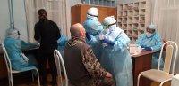В Туве за сутки выявлен 61 новый случай инфицирования COVID-19