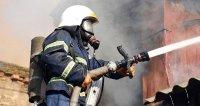 В Туве пожарные спасли многодетную семью с малолетними детьми