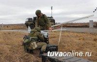 """Новые беспилотники """"Орлан-10"""" поступили в горное мотострелковое соединение в Туве"""