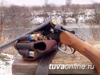 В Туве задержан тоджинец, запугавший обидчика ружьем