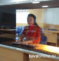 Завлит Театра кукол Виктория Монгуш стала первым тифлокомментатором в Республике Тыва