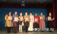 В Туве наградили победителей конкурса сказителей