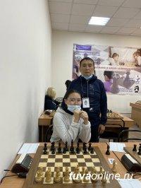 Арина Иргит - чемпионка СФО по шахматам среди девочек до 13 лет