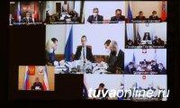 Глава Тувы сообщил о спорных участках на границе с Иркутской областью и Красноярским краем