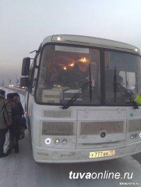 Власти Кызыла запустили на Вавилинский затон новый маршрут из мкрн Южный