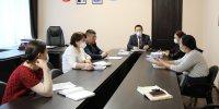 Новый налог на профессиональный доход обсудили в Минкультуры Тувы