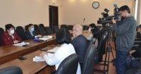 О новых сроках и правилах тестирования на Covid-19 рассказали на пресс-конференции в Кызыле