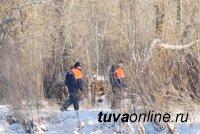 В Туве нашли потерявшегося в лесу мужчину