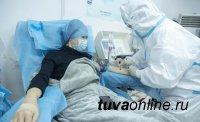 В Туве на 4 декабря коронавирусом заболели 98 жителей, поправились - 124