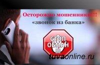 46-летняя кызылчанка под диктовку мошенников перевела 1 млн. 278 тысяч рублей на указанный ей счет