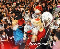 В Кызыле в онлайн-формате к Новому году организованы конкурсы