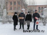 В Туве региональные спасатели организовали горячее питание для врачей «красной зоны»
