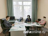 1-й замминистра экономики Тувы Белек Анай-оол установил сотрудничество с ТувГУ