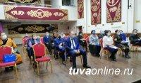 Новый состав Общественной палаты Тувы собрался на свое первое организационное заседание