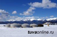 В Туве 20 декабря без существенных осадков, местами ночью до 35°С ниже ноля