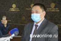 Министр здравоохранения Тувы прокомментировал ситуацию с Covid-19 в регионе