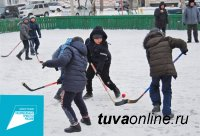 Совет молодых врачей Тувы создает в селах хоккейные площадки