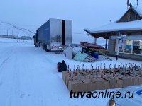 В Туве в новогодние праздники усилят борьбу с бутлегерством