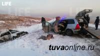 В ДТП в Туве 3 января погибли 8 человек