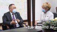 Глава Тувы, сенатор и депутат Госдумы обратились к Генпрокурору РФ