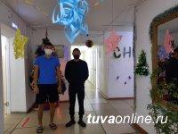 Студенты Кызылского педколледжа встретили 2021 год в общежитии после капитального ремонта