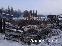 «Единая Россия» оказывает помощь пострадавшим от пожаров в Тоджинском районе
